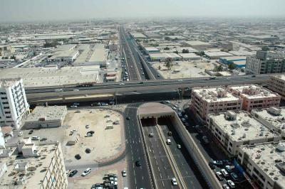 King Abdul Aziz Road Package 5 - Al Wahda Road Improvements