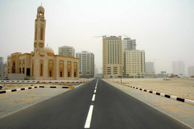 Al Nahda Internal Roads - Phase 2