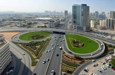 King Faisal Square Interchange