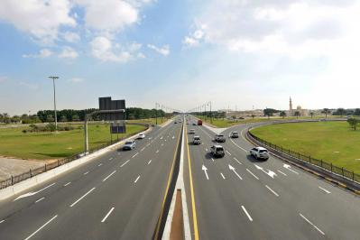 Sharjah Dhaid Road Improvements
