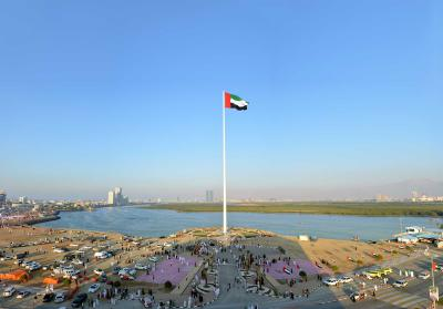 Construction of Flagpoles (Ajman & Ras A[...]